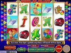 Wheel of Chance 5 Reel Slots